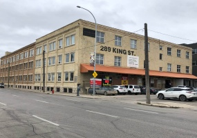 289 King Street, Winnipeg, Manitoba, ,Office,Lease,King Street,1113