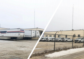 391 Oak Point Highway, Winnipeg, Manitoba, ,Industrial,Lease,Oak Point Highway,1538
