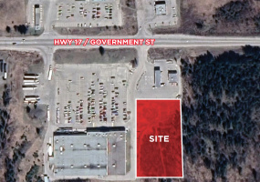 650 Government, Dryden, Ontario, ,Retail,Sale,Government ,1800